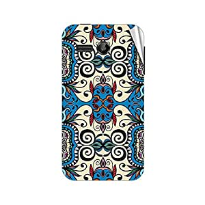 Garmor Designer Mobile Skin Sticker For Huawei Ascend Mate7 - Mobile Sticker
