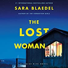 The Lost Woman Audiobook by Sara Blaedel Narrated by Christine Lakin