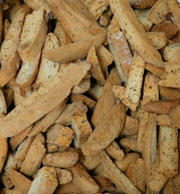 Biscotti Sampler (Gourmet,Biscotti di Suzy,Gourmet Food,Cookies,Biscotti,Almond)