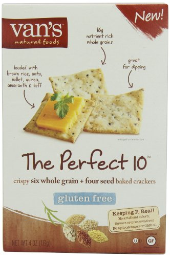 Van's Simply Delicious , The Perfect 10 Crackers, 4 oz (Restaurant Vans compare prices)