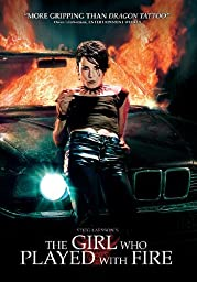 The Girl Who Played With Fire: Extended Edition (English Subtitled)