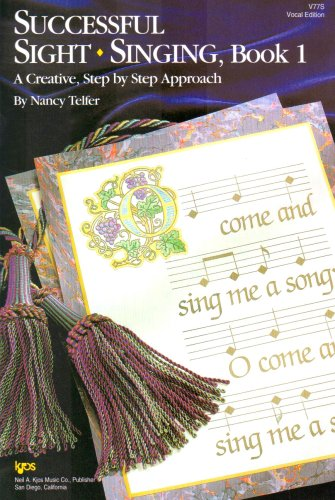 V77S - Successful Sight Singing Book 1 Student Edition
