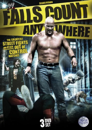 WWE - Falls Count Anywhere: Greatest Street Fights [DVD]