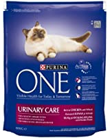 Purina ONE Urinary Care Rich in Chicken and Wheat 800 g (Pack of 4)