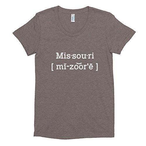 Buy Missouri Womens T Shirt Now!
