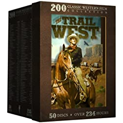 The Trail West - 200 Classic Western Films