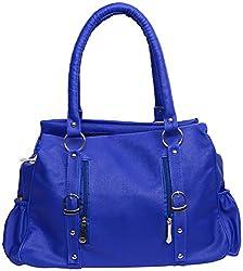 Gracetop Women's Handbag (Blue) (5Gla-Blue)