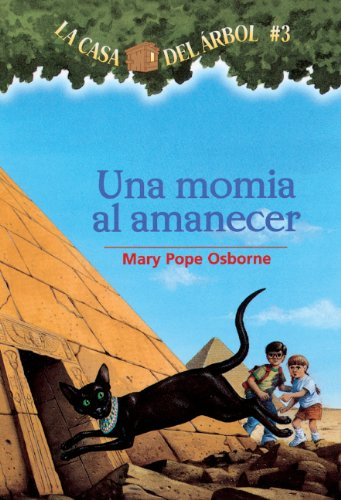 Una Momia En La Manana (Mummies In The Morning) (Turtleback School & Library Binding Edition) (Magic Tree House) (Sp