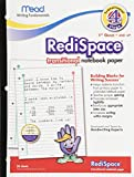 2 PACK Of Mead RediSpace Transitional NoteBook Paper, Stage 4, 10.5 x 8 Inches, 50 Count (48018)