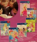 img - for Step Into Reading Set : Barbie the Diamond Castle / Barbie Horse Show Champ / Barbie Thumbelina / Ba book / textbook / text book
