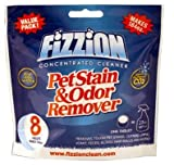 Fizzion 8-Pack Pet Stain/Odor Remover Refill Pouch