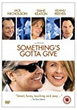 Something's Gotta Give [DVD] [2004] - Nancy Meyers