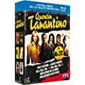 Quentin Tarantino Collection - 6-Disc Box Set ( Pulp Fiction / Jackie Brown / Kill Bill: Vol. 1 / Kill Bill: Vol. 2 / Death Proof / Inglourious Basterds ) ( Black Mask / Rum Punch [ NON-USA FORMAT, Blu-Ray, Reg.B Import - France ]