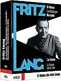 echange, troc Coffert Fritz Lang 9 DVD : Dr Mabuse , Metropolis , Nibelungen , Espions  La femme sur la Lune (Inclus Bonus DVD)