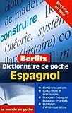 echange, troc Carlos Forte, Anne Le Meur, Antonio Zapero Losada, Berlitz - Dictionnaire de poche français-espagnol et espagnol-français