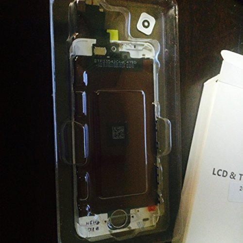 OEM Black Retina LCD Touch Screen Digitizer Glass Replacemen