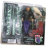 The Matrix Morpheus in Chair Series 2 Action Figure Mcfarlane Toys