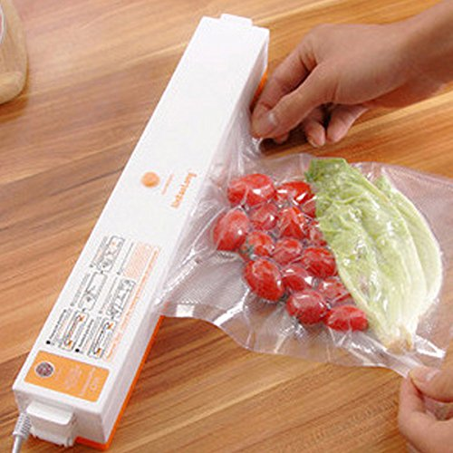 Household Food Vacuum Sealer Packaging Machine Automatic Electric Film Packer Including 15pcs Bags Foodsaver (Food Sealer V2865 compare prices)