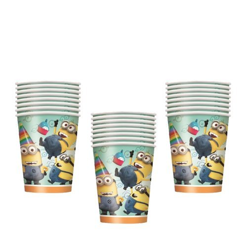 Despicable Me 2 Party Cups - 24 Pieces