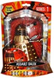 "Doctor Who 5"" Action Figure - Bronze 'Assault' Dalek"
