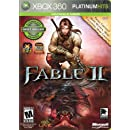 Fable 2 Platinum Hits -Xbox 360