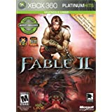 Fable 2 Platinum Hits -Xbox 360 ~ Microsoft
