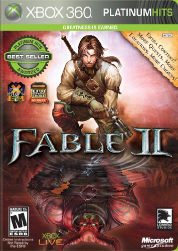 Fable 2 Platinum Hits