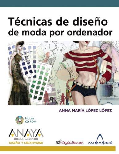 TECNICAS DE DISEÑO DE MODAS POR ORDENADOR descarga pdf epub mobi fb2