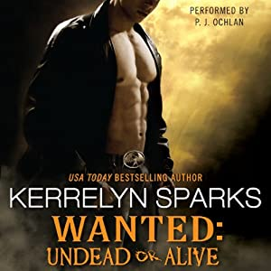 Wanted: Undead or Alive Audiobook