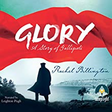 Glory (       UNABRIDGED) by Rachel Billington Narrated by Leighton Pugh