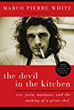 img - for The Devil in the Kitchen: Sex, Pain, Madness, and the Making of a Great Chef book / textbook / text book