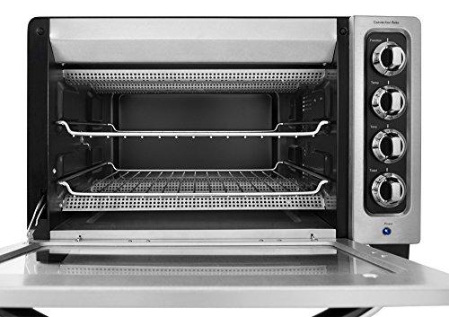 Kitchenaid Countertop Oven Kco222ob : KitchenAid KCO222OB Countertop Oven, Onyx Black [Discontinued] Home ...