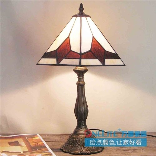 Amazing How Do You want Clover Tiffany lamp inch table lamp bedside lamp bedroom lamp