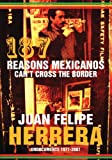 img - for 187 Reasons Mexicanos Can't Cross the Border: Undocuments 1971-2007 book / textbook / text book