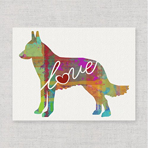 belgian-malinois-love-modern-whimsical-8x10-dog-breed-watercolor-style-wall-art-print-poster-on-fine