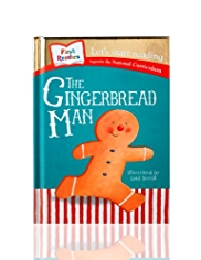 First Readers The Gingerbread Man Story Book