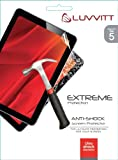 LUVVITT® EXTREME Protection ANTI-SHOCK Ultra-Clear Screen Protector for the New iPad AIR 5 th Generation