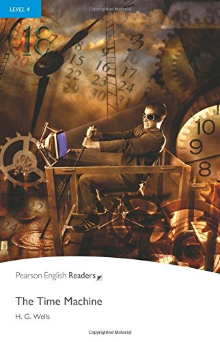 Penguin Readers Level 4 The Time Machine (Pearson English Graded Readers)