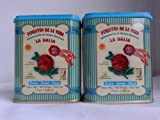 Pimenton De La Vera Sweet Set of 2 Tins 2.5 Oz/ 70 G Each