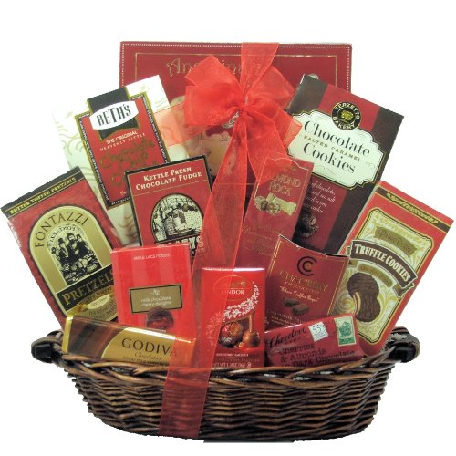Greatarrivals gift baskets anniversary basket sweet