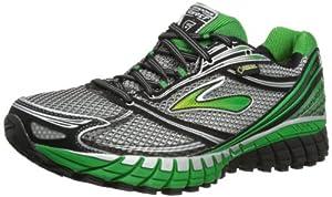 Brooks Mens Ghost 6 Gore Tex Running Shoes 1101491D562 Anthracite/Black/Silver/Fern/Sulphur Spring 12 UK, 47.5 EU, 13 US Regular