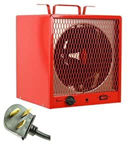 DR. INFRARED HEATER DR-988 Infrared Garage Workshop Portable Space Heater 5600W