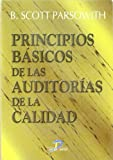 img - for Principios b sicos de las auditor as de la calidad book / textbook / text book