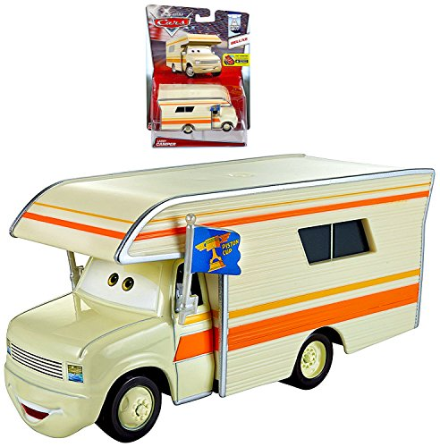 Disney Pixar Cars Piston Cup Larry Camper (Disney Pixar Cars Rv compare prices)
