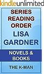 Series List - Lisa Gardner - In Order...