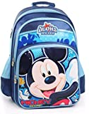 Disney Primary Pupils' School Bag Unisex Children School Backpack (Mickey Mouse)