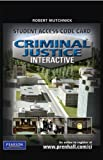 Criminal Justice Interactive -- Access Card