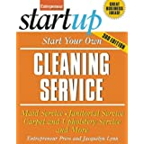 Start Your Own Cleaning Businessby Jacquelyn Lynn