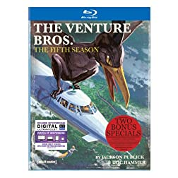 Venture Bros: Complete Season Five [Blu-ray]