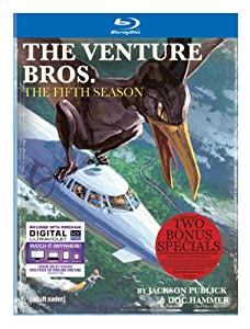 Venture Bros: Season 5 [Blu-ray]